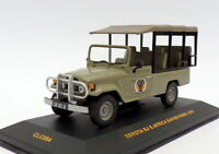 Ixo Models 1/43 Scale CLC084 - 1970 Toyota BJ Safari Park - Grey