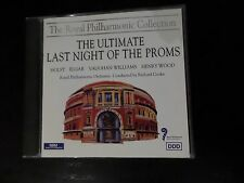 CD ALBUM - THE ULTIMATE LAST NIGHT OF THE PROMS - ROYAL PHILHARMONIC ORCHESTRA