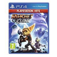 Ratchet et Clank PS4 - Jeu pour Sony Playstation 4 Playstation Hits Neuf