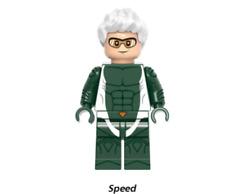 Speed Thomas Maximoff Wanda Vision Minifigure New Marvel DC Comics lego MOC