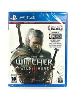The Witcher III 3 Wild Hunt (Playstation 4 / PS4) **BRAND NEW FACTORY SEALED**