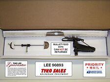 90893 * LEE PRO 1000 & LOAD MASTER BULLET FEEDER KIT * 9MM THROUGH .365 DIA.