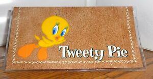 TWEETY BIRD CHECKBOOK COVER # 2. LOONEY TUNES CARTOONS......FREE SHIPPING