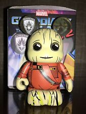 "Groot Red Vest VARIANT 3"" Vinylmation Guardians of the Galaxy Vol. 2"