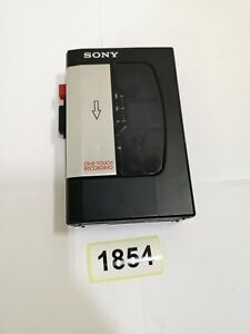 Sony TCM-31 Cassette Corder Personal Tape Player Recorder Walkman #1854