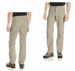 Columbia Silver Ridge Stretch Convertible Men's Outdoor Hiking Pants Size 44x34