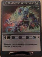 Chaotic Card Deadwater Devastation ccg tcg