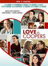 Love The Coopers [DVD] (dvd in a blue ray slipcover) free shipping