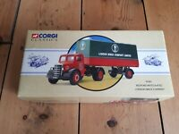 Corgi 1/50 Scale Diecast 97301 - Bedford Articulated - London Brick Company