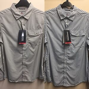 Mens Craghoppers NosiLife ProLite Long Sleeve Shirt - RRP £65.00