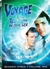 Voyage to the Bottom of the Sea - Season 3: Vol. 2 Dual Side DVD