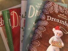Hallmark Keepsake Ornaments DREAMBOOK - 7 years - 2010-2016 Hallmark Dreambooks