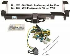 BUICK RENDEZVOUS TRAILER HITCH W/ WIRING KIT FAST SHIPP