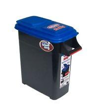 32 Quart Black Charcoal Caddy Standard Snap Lid Container Bin Box Organizer Case