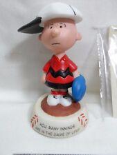 2000 Hallmark Peanuts Gallery Seventh Inning Stretch Charlie Brown