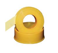 Yellow Gas Teflon Tape Heavy Duty PTFE Threadseal