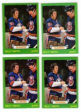 1X BILLY SMITH 1973 74 Topps #162 EXNM RC Rookie Islanders Lots Available