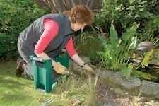 Draper jardiniers jardiner agenouilloir désherbage siège tabouret chaise compartiment de rangement