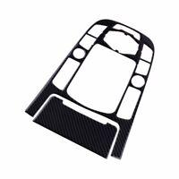 Carbon Flex Mittelkonsole Schalttafel Blende Rahmen für Audi A4 A5 09-15