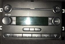 Ford OEM CD/Am/Fm Radio 5F9T-18C869-AG Mustang Five Hundred Montego Freestyle