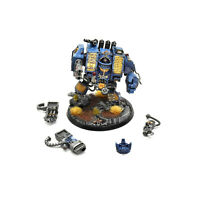 SPACE MARINES venerable dreadnought #1 PRO PAINTED Warhammer 40K