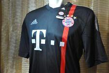 Bayern Munchen Shirt 3rd Away 2014-2015, sz Large *Adult (New) with Vynil, RARE