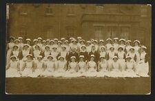 More details for postcard - nursing staff hospital in birmingham -1911