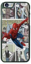 SPIDER-MAN SUPERHERO PHONE CASE COVER FITS iPHONE SAMSUNG S9 Plus GOOGLE LG etc
