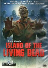 Island of the Living Dead DVD Intervision Bruno Mattei 2006 uncut Italian horror