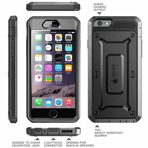 Supcase Unicorn  IPhone 6/6s/6+/6 Outdoor Bumper Case Staubdicht Stoßfest hülle