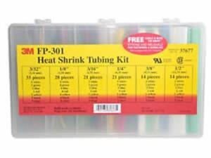 3m 3M-37677 Heat Shrink Tubing Kit