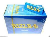 Original Rizla Blue Standard Cigarette Rolling Papers Blue 2500 papers