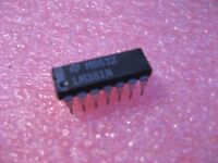 LM381N Dual OpAmp Pre-Amplifier IC National Semiconductor  LM381 - NOS Qty 1