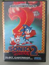 Sonic the Hedgehog 2 (Sega Mega Drive) PAL OVP/Modul/Anleitung#1