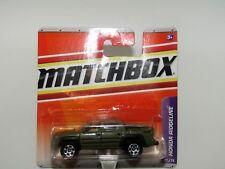 Matchbox Superfast 2009 No 27 Honda Ridgeline Green MIB