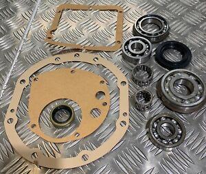 Later Newage 85M Gearbox Bearing/Seal/Gasket Set THWAITES BENFORD TEREX Dumper