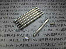 Swiss Stainless PRE-V TUBE SCREW 5218-201A, 5218 202A for PANERAI 3 SET REG