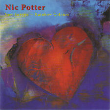 NIC POTTER: New Europe – Rainbow colours; with Guy Evans, David Jackson, Snowy W