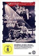 DER MANN, VON DEM MAN SPRICHT - Heinz Rühmann, Hans Moser,T. Lingen(DVD)*NEU OPV