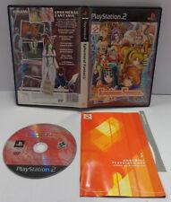 Console Gioco Game SONY Playstation 2 PS2 PAL ESP RPG EPHEMERAL FANTASIA Konami
