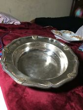 Gorham Silver Serving Bowl