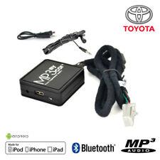 Boîtier Bluetooth Auxiliaire MP3 pour autoradios d'origine Toyota à partir 2004
