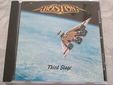 Boston - Third Stage - MCA CD no ifpi made by Warner-Pioneer Corporation, JAPAN