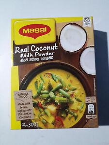 Sri Lanka Real Dried Coconut Milk Powder Organ No Preservatives - 100% Pure 300g