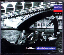 Britten: Death in Venice Peter Pears James Bowman 2cd Bedford Shirley-Quirk