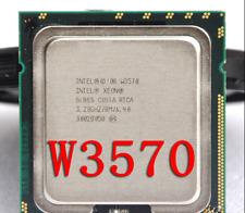 Intel Xeon W3570 SLBES 3.2GHz LGA1366 8 Mo Cache L3/Quad-Core/CPU Processeur