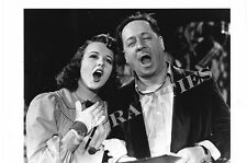 Deanna DURBIN & R. Benchley in 'NICE GIRL? ' - Vintage Glossy 8x10 Photo Repro