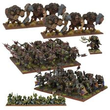 Kings of War Orc BNIB Orc Army (2017) MGKWO110