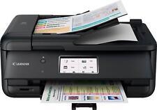 Canon - PIXMA TR8520 Wireless All-In-One Inkjet Printer - Black