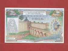Billet 10 Euros / 70 Francs de BLAYE Abbaye ( Gironde  ) du 5 au 20 octobre 1996